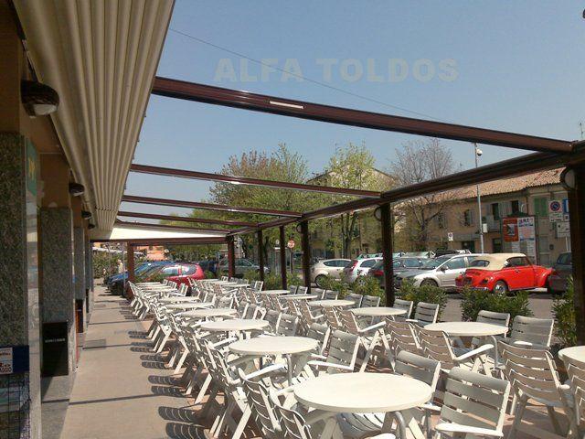 Cerramientos de terrazas bares y restaurantes - Accesorios para terrazas ...