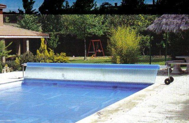 Ampliar for Piscina collado villalba