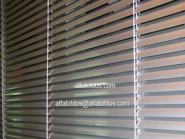 Ampliar - Persianas venecianas de aluminio ...