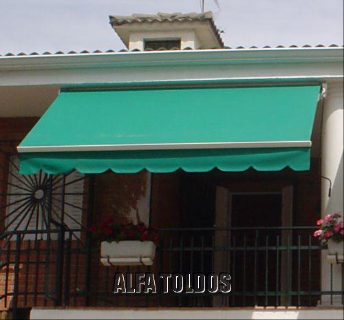 Ampliar for Brazos para toldos balcon