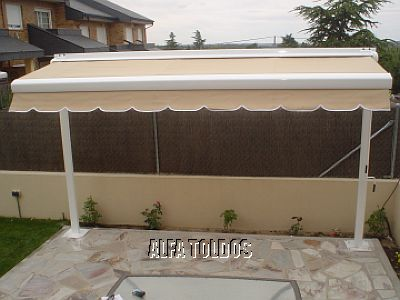 for Toldo de brazos extensibles